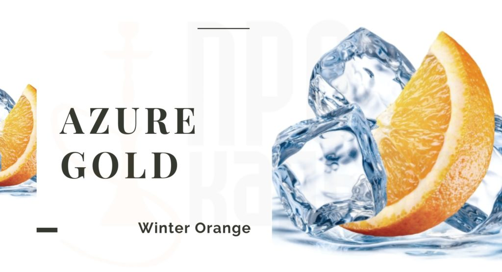 AZURE Winter Orange