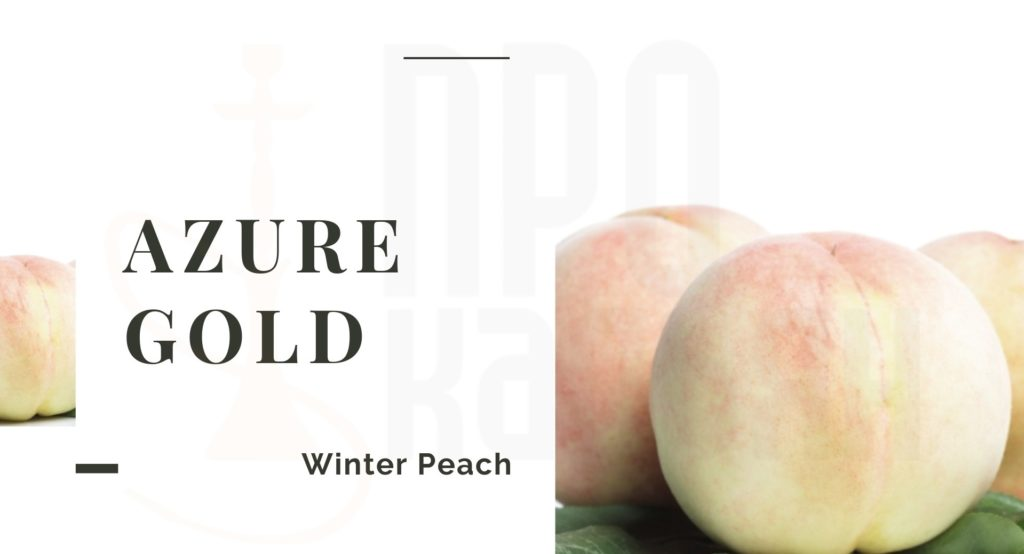 AZURE Winter Peach