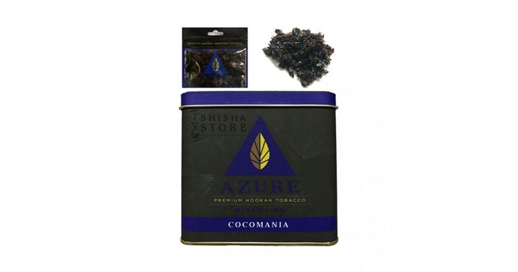 Azure Black - линейка табака
