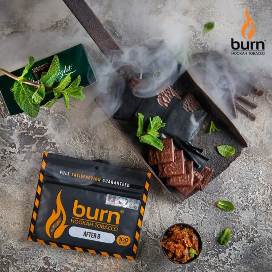 Табак для кальяна Burn AFTER-8