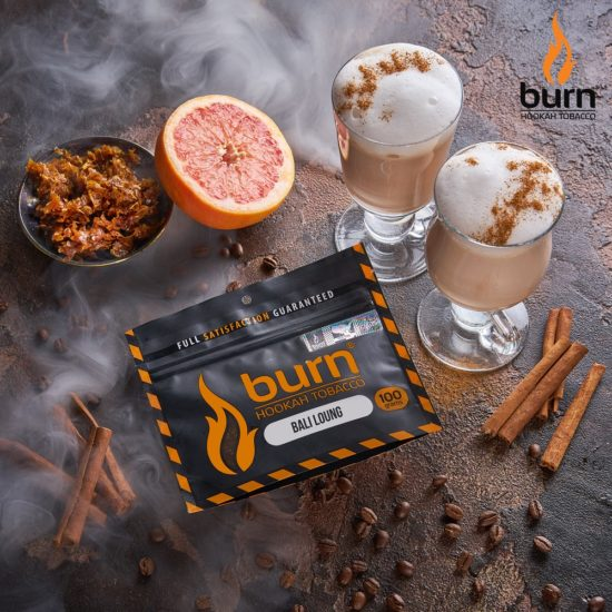 Табак для кальяна Burn BALI-LOUNGE