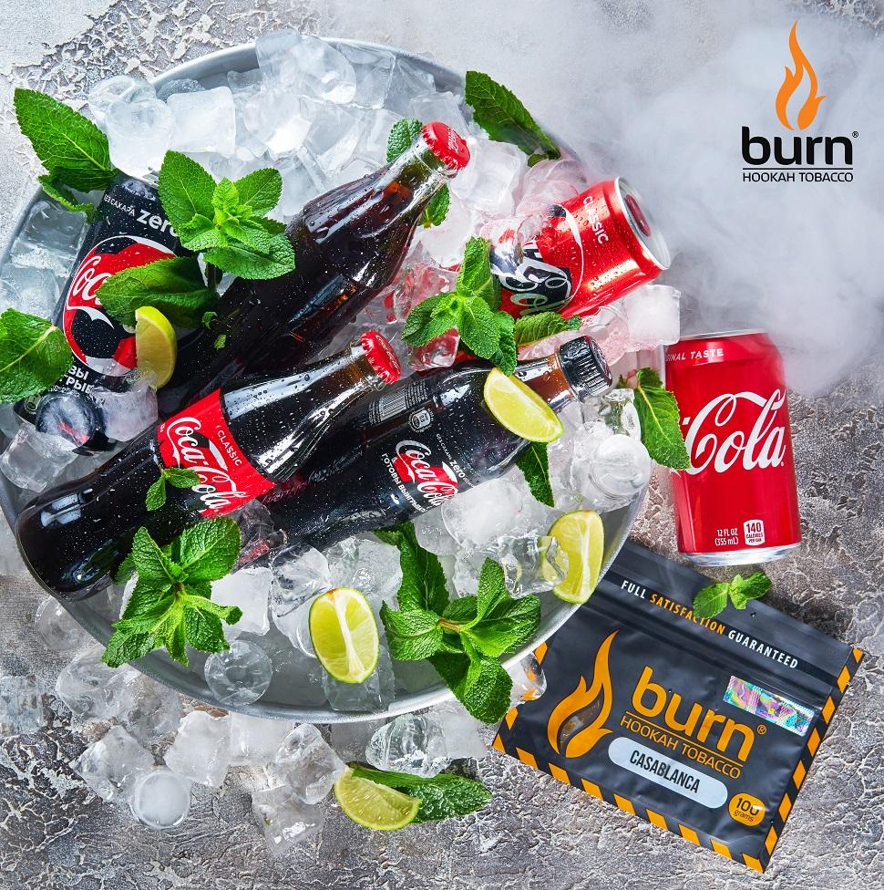 Табак для кальяна Burn CASABLANCA