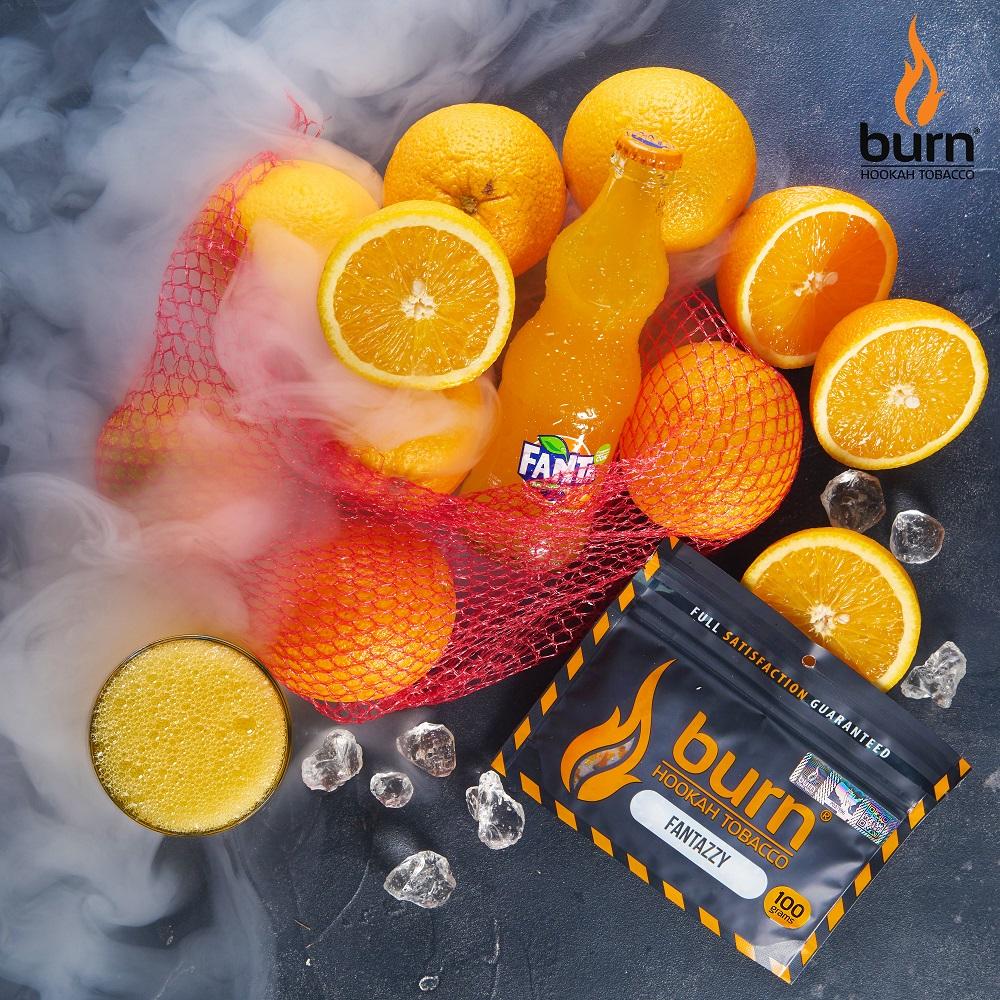 Табак Burn FANTAZZY