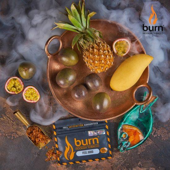 Табак для кальяна Burn FEEL-GOOD
