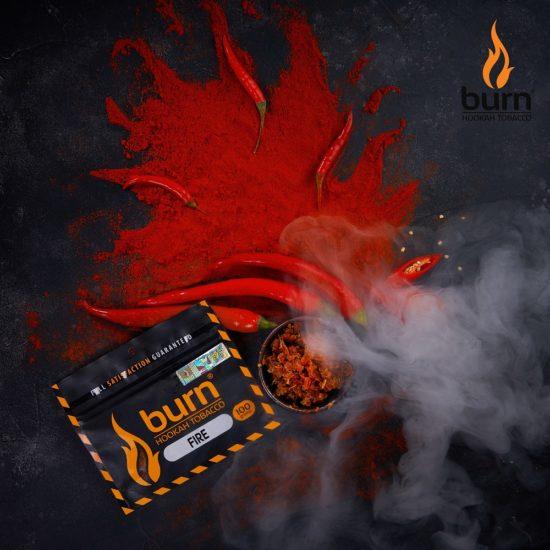 Табак для кальяна Burn FIRE