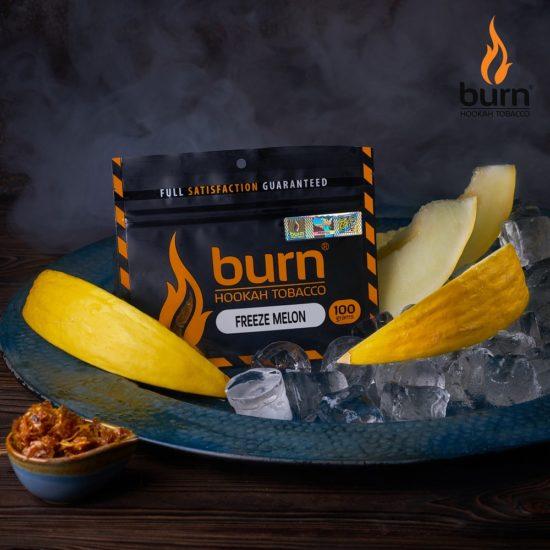 Табак для кальяна Burn FREEZE-MELON