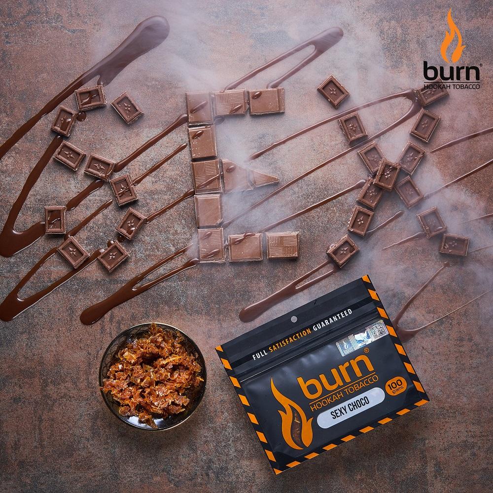 Табак для кальяна Burn SEXY-CHOCO