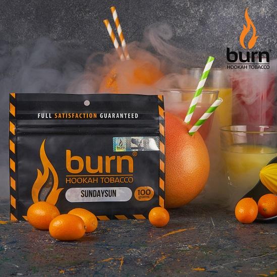 Табак для кальяна Burn Sundaysun