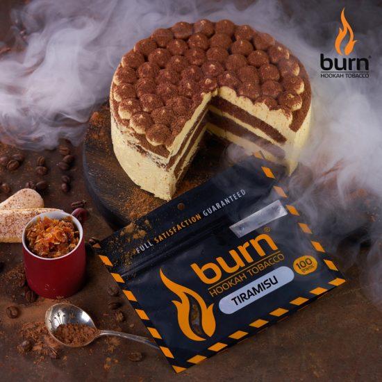 Табак для кальяна Burn TIRAMISU